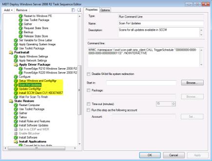 Install SCCM Client